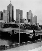 Princes Bridge Melbourne